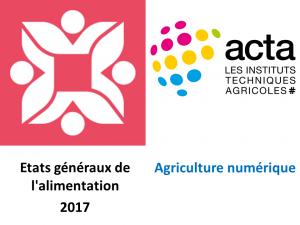 EGALIM : 3 propositions pour accompagner les agriculteurs dans la transformation numérique.