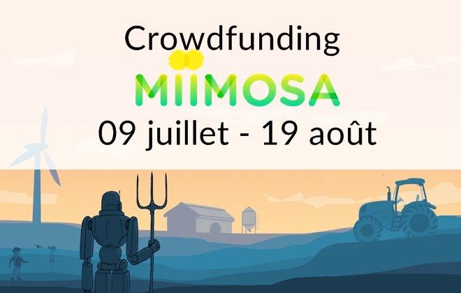 Crowd funding pour le HackTaFerme