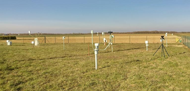 Projet METEOPREC. Les apports de la météo de précision au service des agriculteurs.