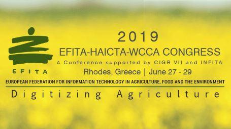 EFITA 2019, synthèse des présentations sur le numérique en élevage